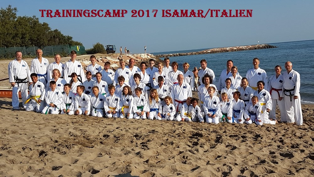Trainingscamp Italien 2017